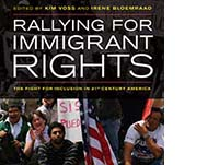 Rallying for Immigrant Rights, book cover